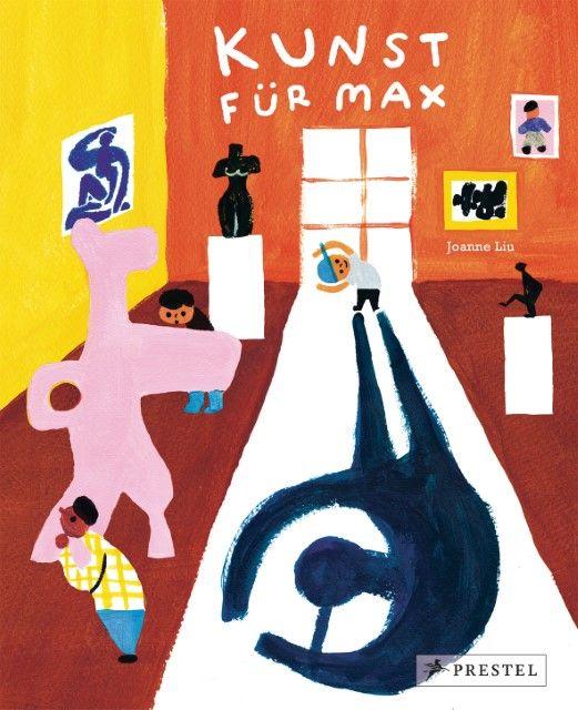 Liu, Joanne: Kunst für Max