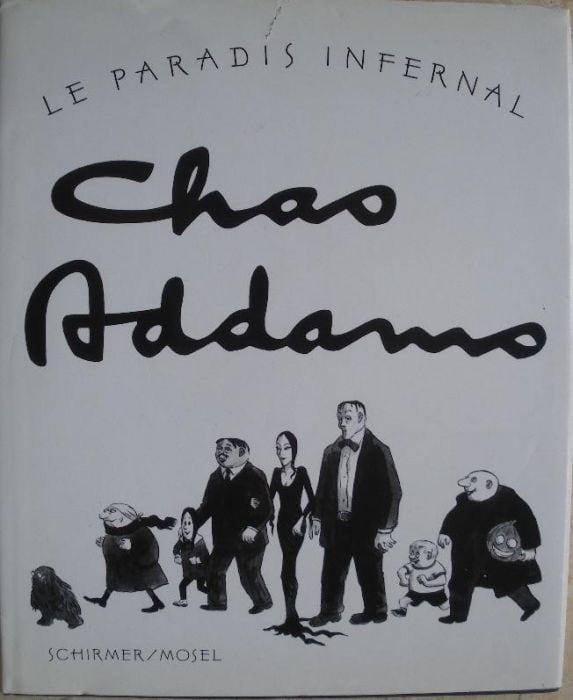Charles Addams; Tee Addams; Cecil Beaton: Le Paradis infernal