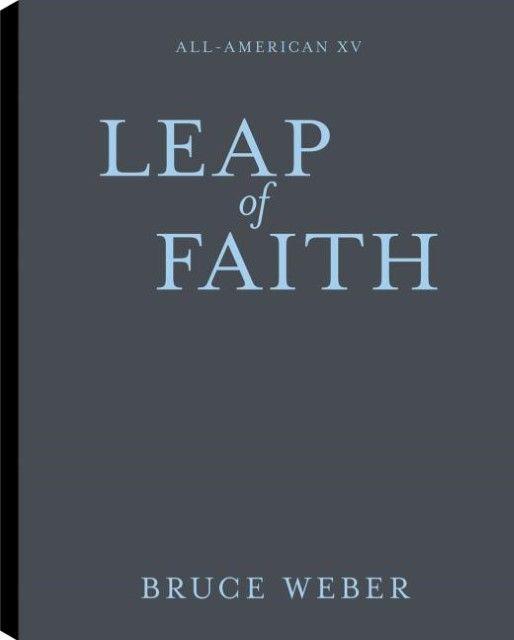 Weber, Bruce: Leap of Faith