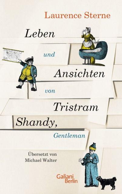 Sterne, Laurence: Leben und Ansichten von Tristram Shandy, Gentleman