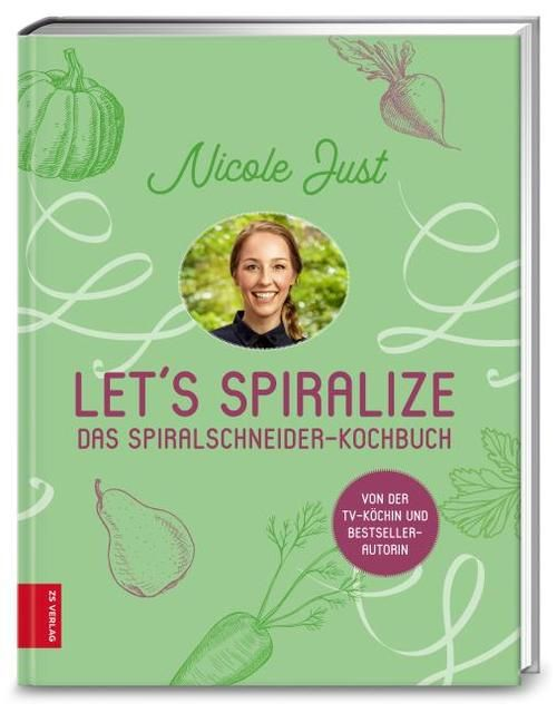 Just, Nicole: Let's Spiralize