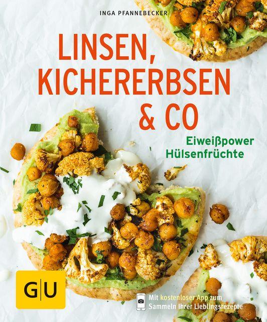 Pfannebecker, Inga: Linsen, Kichererbsen & Co.