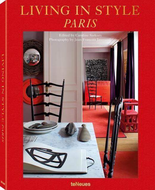 Jaussaud, Jean-Francois/Clavier, Caroline: Living in Style Paris