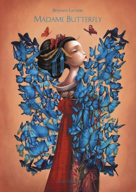Lacombe, Benjamin: Madame Butterfly
