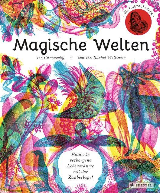 Carnovsky/Williams, Rachel: Magische Welten