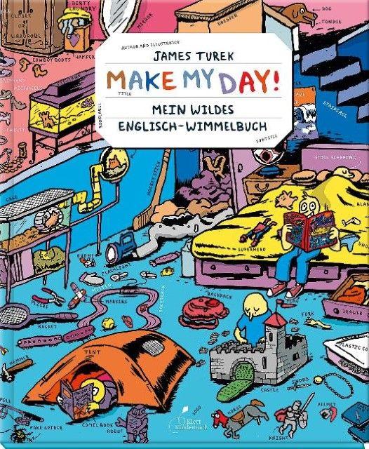 Turek, James: Make My Day!