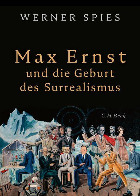 Spies, Werner: Max Ernst