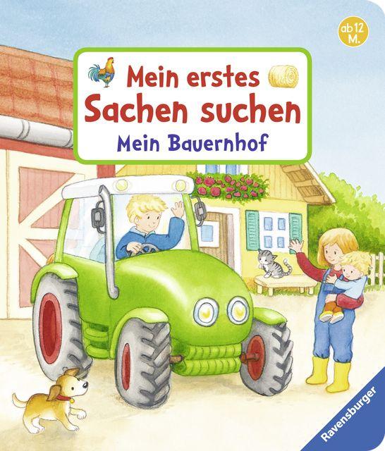 Grimm, Sandra: Mein erstes Sachen suchen: Mein Bauernhof