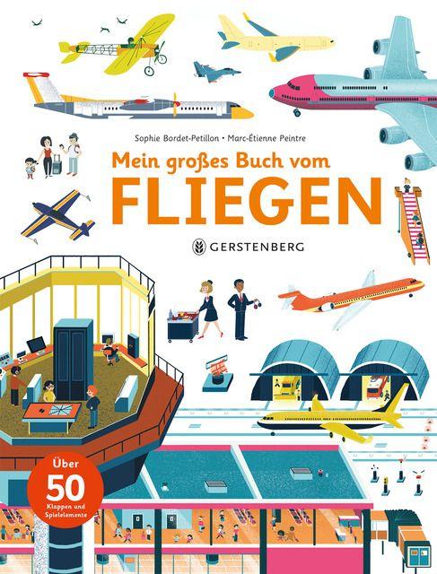 Bordet-Petillon, Sophie: Mein großes Buch vom Fliegen