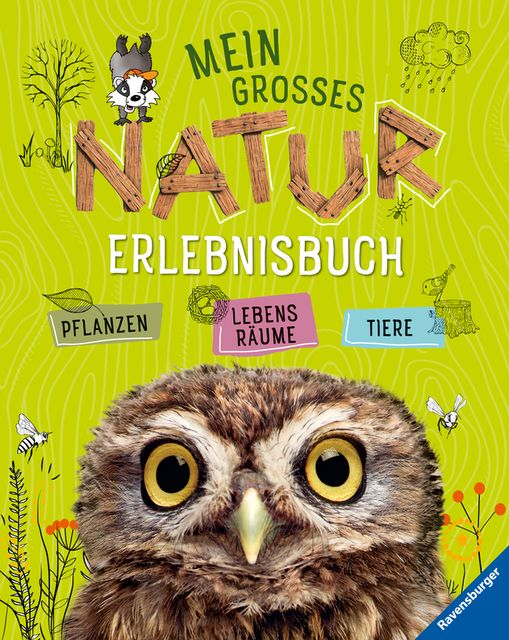 Lenz, Angelika: Mein großes Natur-Erlebnisbuch