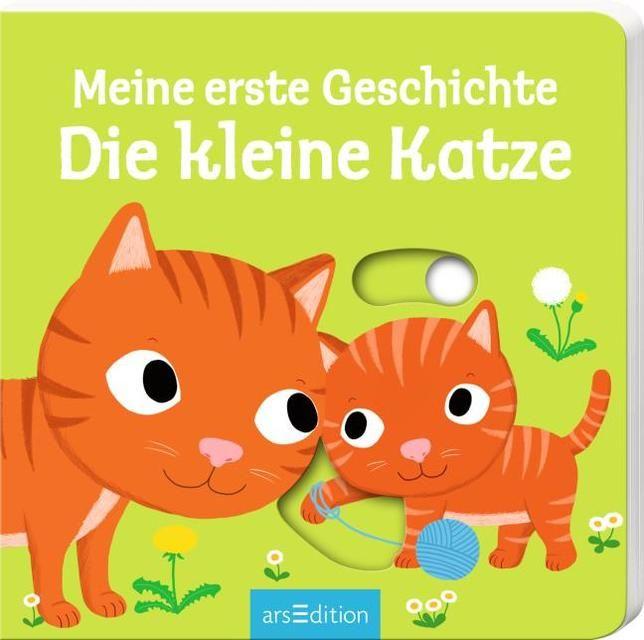: Meine erste Geschichte - Die kleine Katze