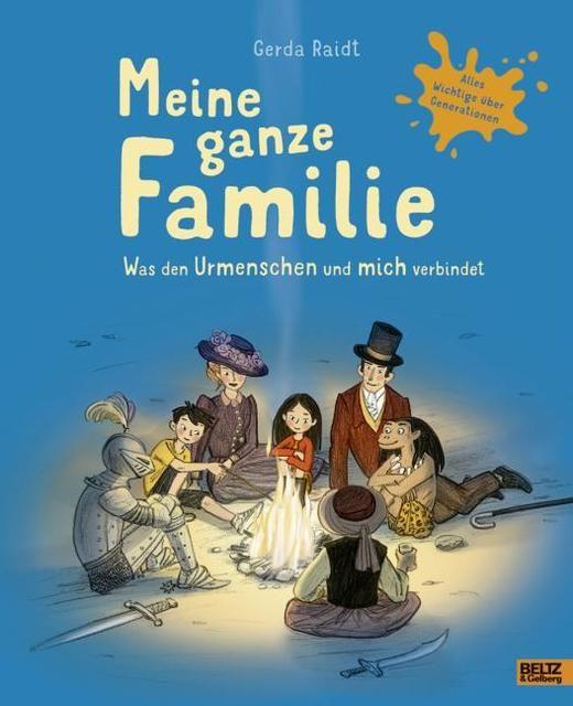 Raidt, Gerda: Meine ganze Familie
