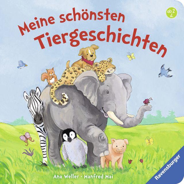 Mai, Manfred: Meine schönsten Tiergeschichten