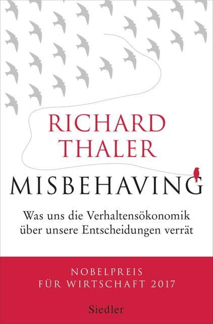 Thaler, Richard: Misbehaving