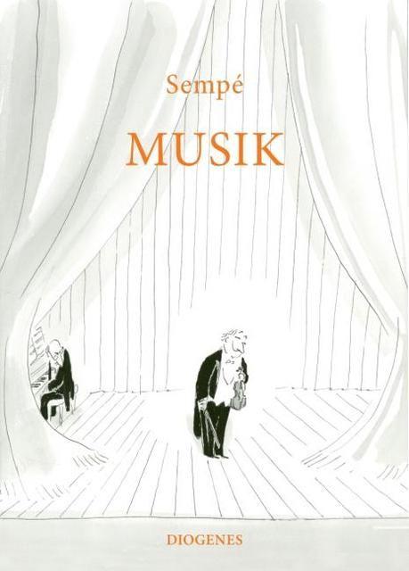 Sempé, Jean-Jacques: Musik