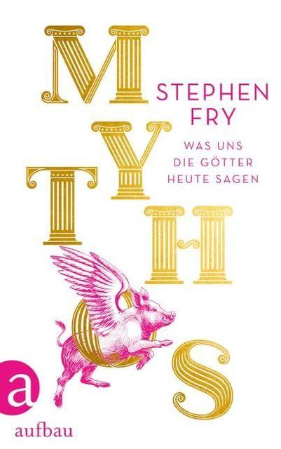 Fry, Stephen: Mythos