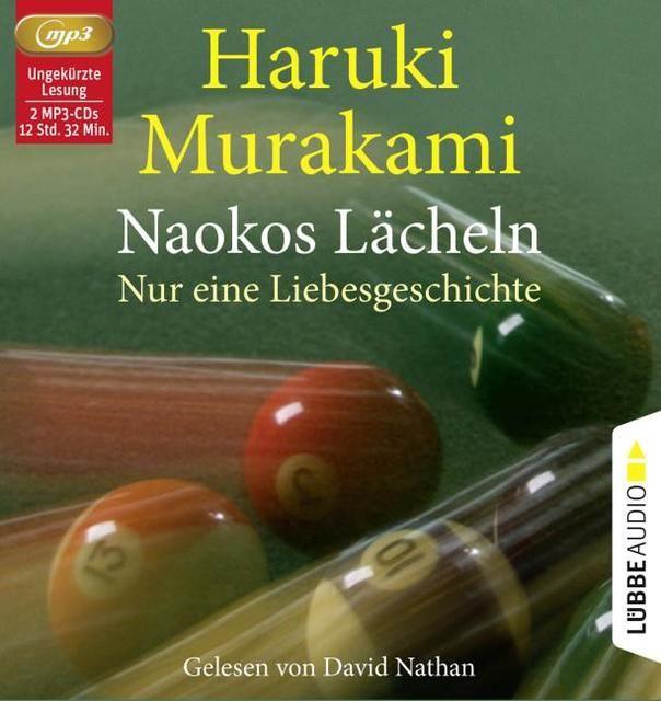 Murakami, Haruki: Naokos Lächeln