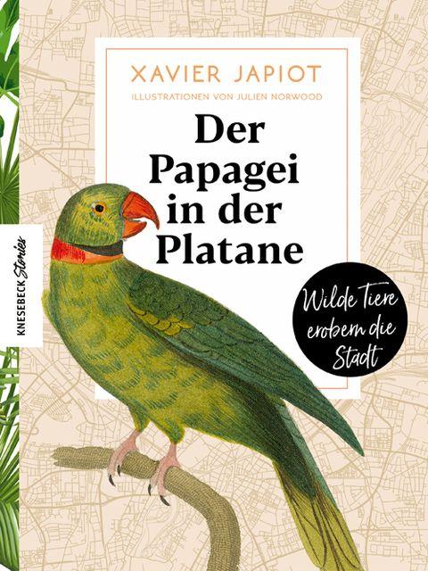 Japiot, Xavier: Neulich der Storch im Stadtcafé