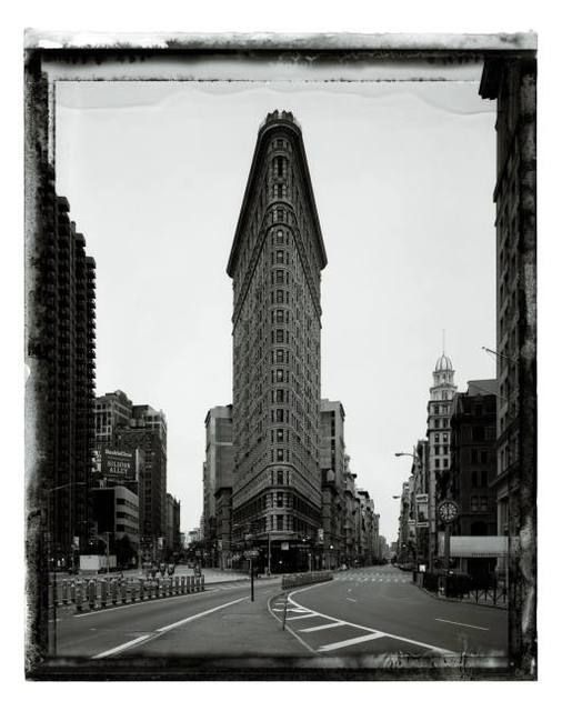 : New York Sleeps - Christopher Thomas. Collector's Edition Flatiron Building