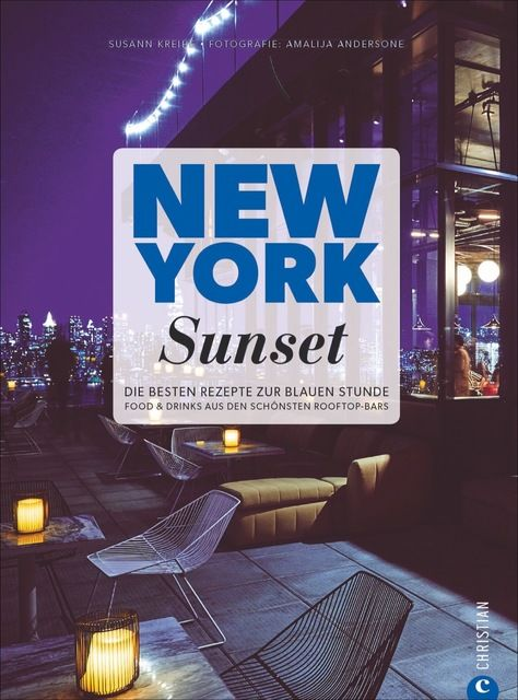 Kreihe, Susann: New York Sunset