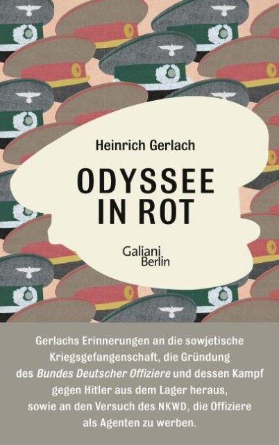 Gerlach, Heinrich: Odyssee in Rot