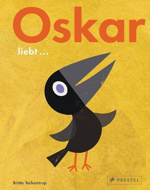 Teckentrup, Britta: Oskar liebt...