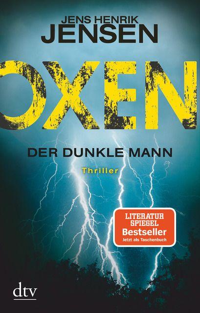 Jensen, Jens Henrik: Oxen. Der dunkle Mann