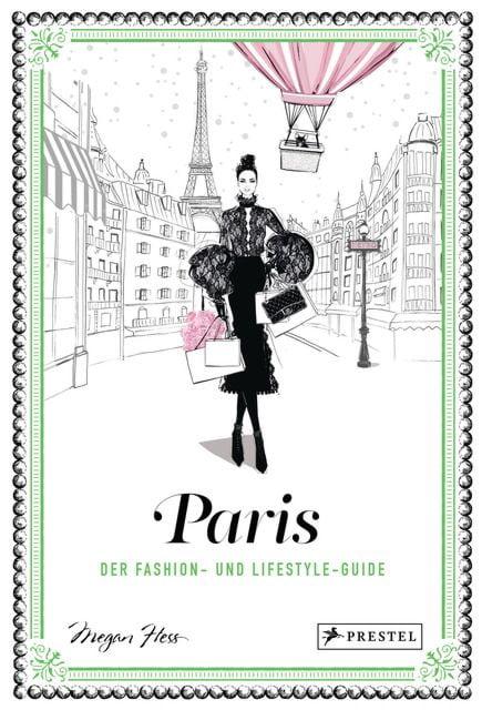 Hess, Megan: Paris