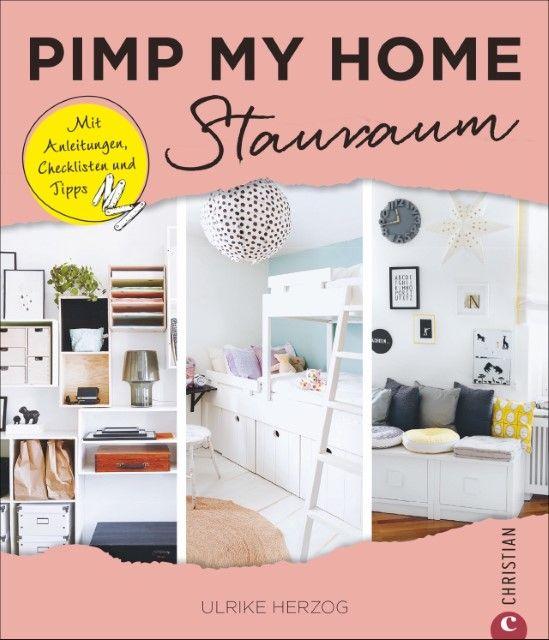 Herzog, Ulrike: Pimp my home: Stauraum
