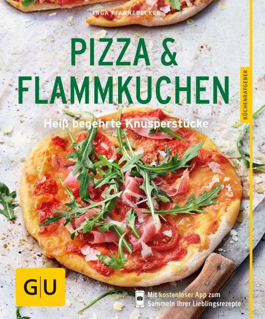 Pfannebecker, Inga: Pizza & Flammkuchen
