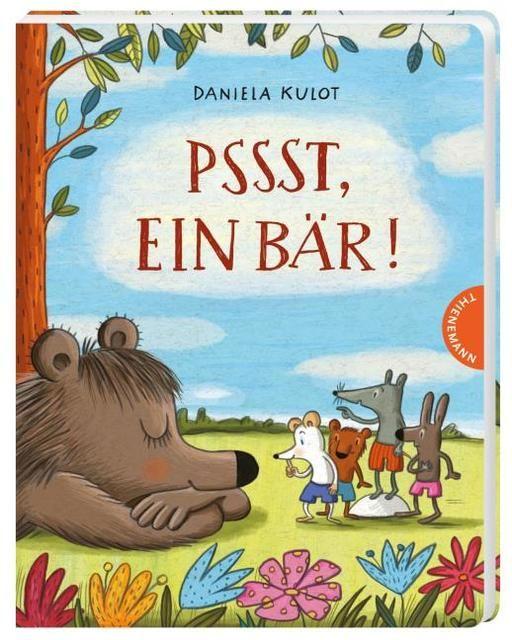 Kulot, Daniela: Pssst, ein Bär!