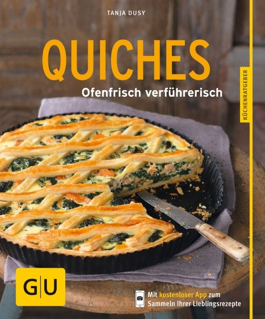 Dusy, Tanja: Quiches