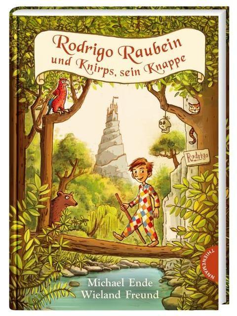 Ende, Michael/Freund, Wieland: Rodrigo Raubein und Knirps, sein Knappe