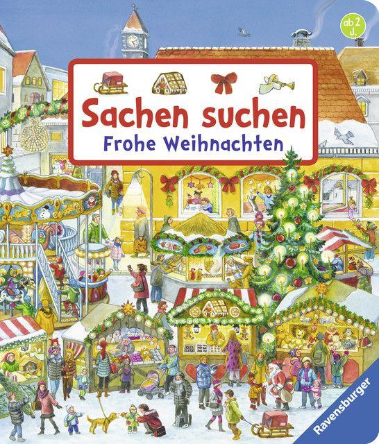Gernhäuser, Susanne: Sachen suchen - Frohe Weihnachten