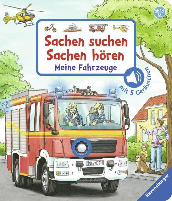 Nahrgang, Frauke: Sachen suchen, Sachen hören: Meine Fahrzeuge