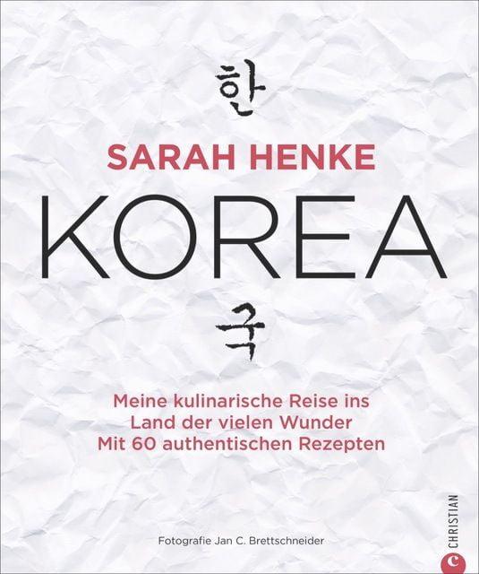 Henke, Sarah: Sarah Henke. Korea