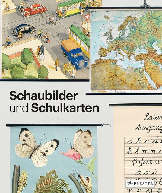 Uphoff, Ina Katharina/Velsen, Nicola von: Schaubilder und Schulkarten