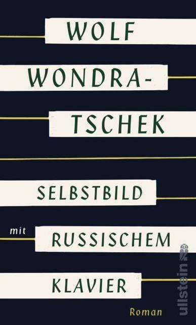Wondratschek, Wolf: Selbstbild mit russischem Klavier