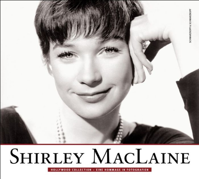 : Shirley Maclaine