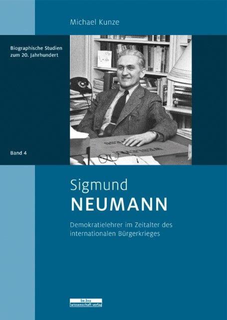 Kunze, Michael: Sigmund Neumann
