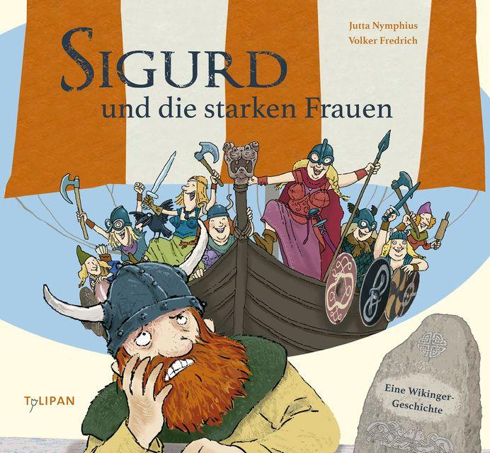Nymphius, Jutta: Sigurd und die starken Frauen