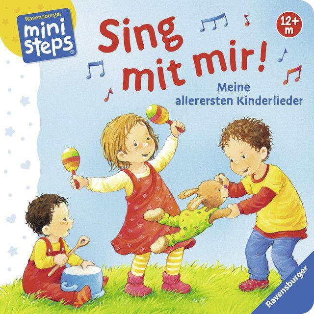 Volksgut: Sing mit mir! Meine allerersten Kinderlieder