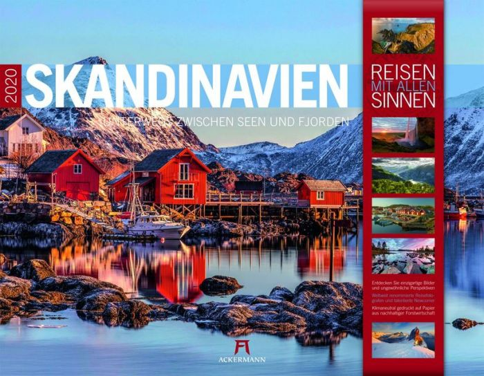 : Skandinavien 2020