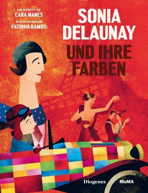 Manes, Cara/Ramos, Fatinha: Sonia Delaunay und ihre Farben
