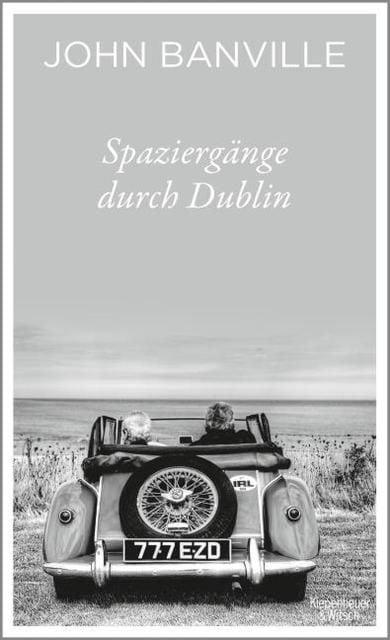 Banville, John: Spaziergänge durch Dublin