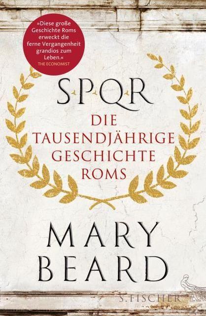 Beard, Mary: SPQR