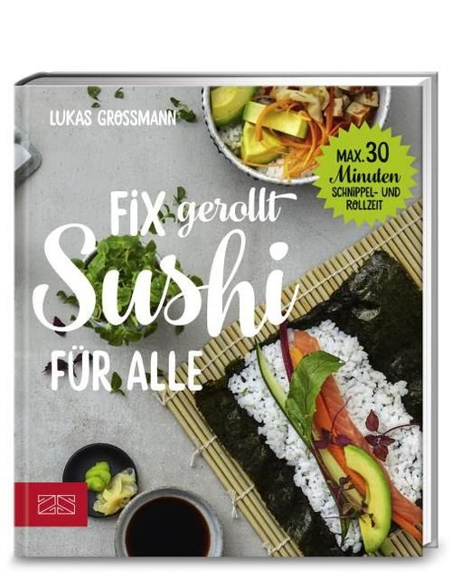 Grossmann, Lukas: Sushi