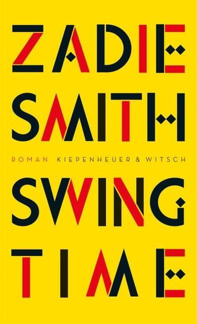 Smith, Zadie: Swing Time