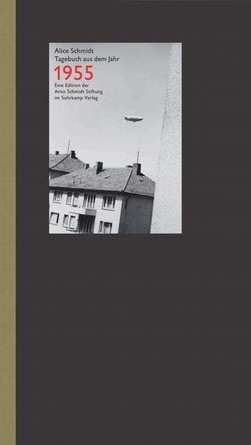 Schmidt, Alice: Tagebuch aus dem Jahr 1955