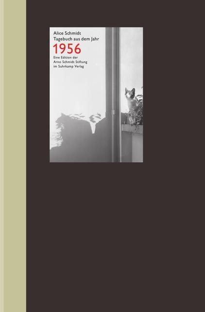 Schmidt, Alice: Tagebuch aus dem Jahr 1956